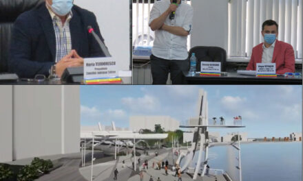 Firma tulceană de arhitectură Optim Proiect va realiza design-ul falezei Dunării