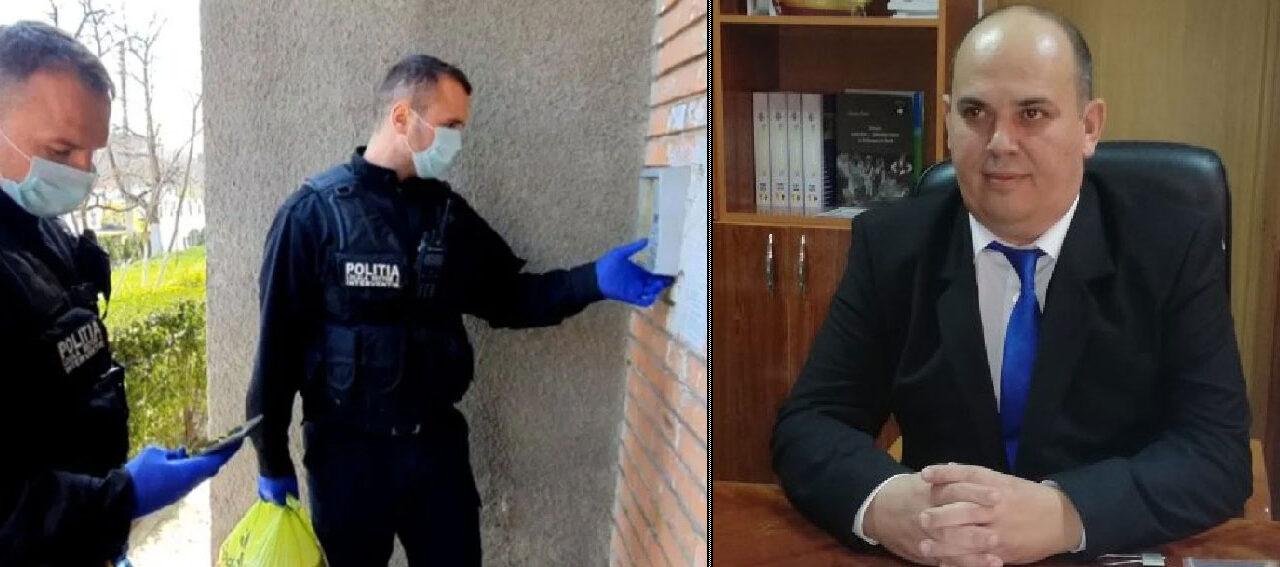 """Prefectul Cristian Iordan: """"Ne confruntăm cu aceeaşi problemă, un număr mare de persoane izolate la domiciliu"""""""