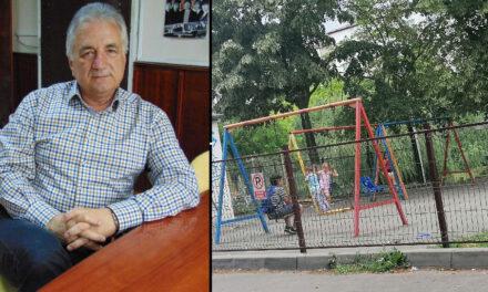 """Primarul Constantin Hogea: """"Locurile de joacă vor fi igienizate zilnic"""""""