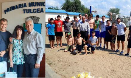 Voleibaliştii, baschetbaliştii şi fotbaliştii, în vizorul primarului Hogea