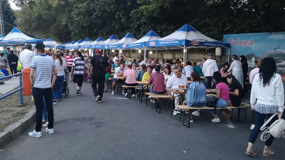 Zilele Municipiului Tulcea, sărbătorite în condiţii speciale în vremea pandemiei