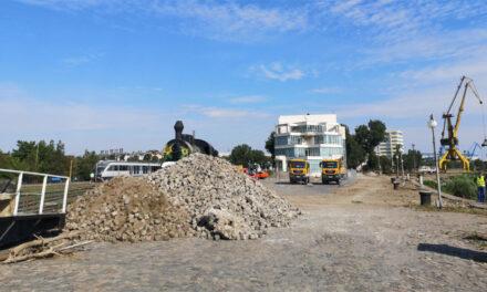 Reabilitarea portului Tulcea: Consiliul Judeţean şi APDM duc pavelele în instanţă