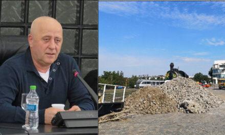 """APDM Galaţi ţine cu """"dinţii"""" de pavelele de pe faleza municipiului."""