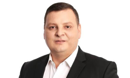 Dragoş Simion, candidatul Partidului Ecologist Român Tulcea la Primăria municipiului