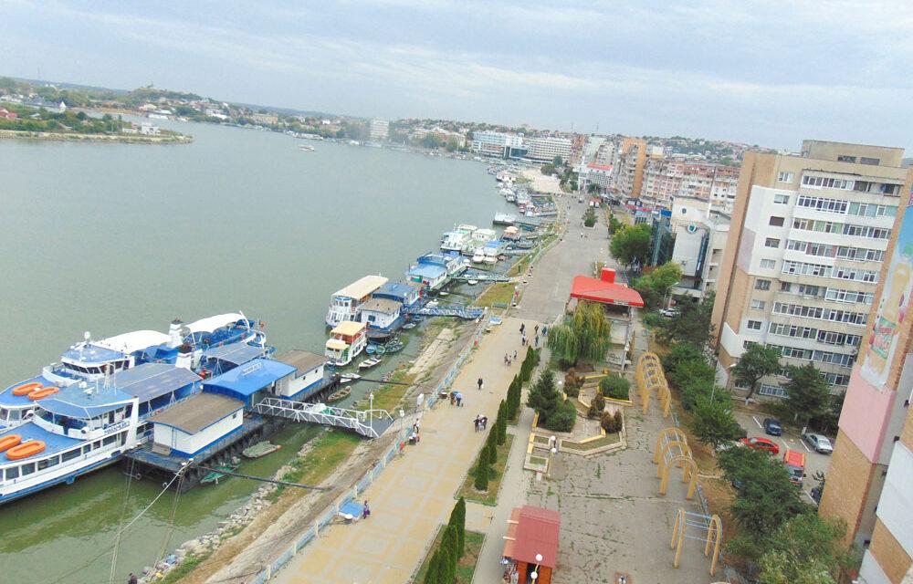 Lucrările de modernizare a portului şi falezei Dunării încep săptămâna viitoare