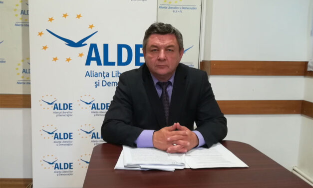 Marius Octavian Popa ţinteşte fotoliul de primar al municipiului