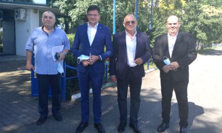 Ministrul Mediului, Costel Alexe, la Tulcea: Decolmatările din Delta Dunării, vizate la rectificarea bugetară