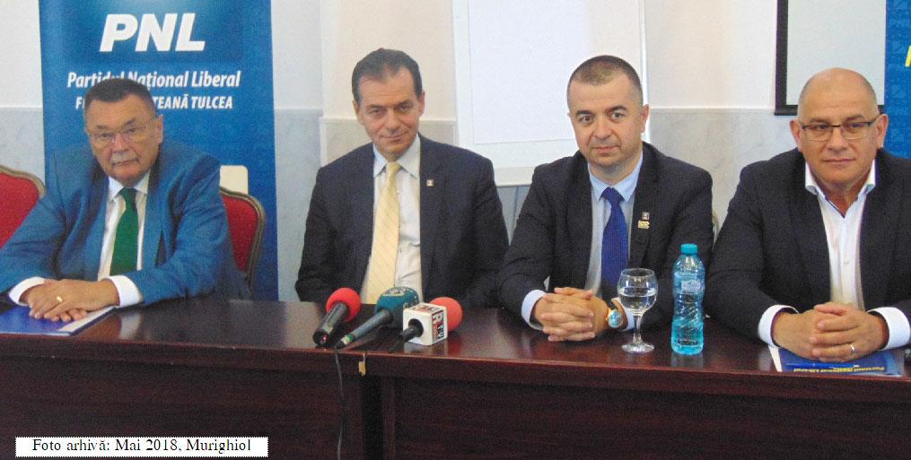 Premierul Ludovic Orban semnează astăzi la Tulcea contractul de proiectare a Drumului Expres Tulcea-Constanţa
