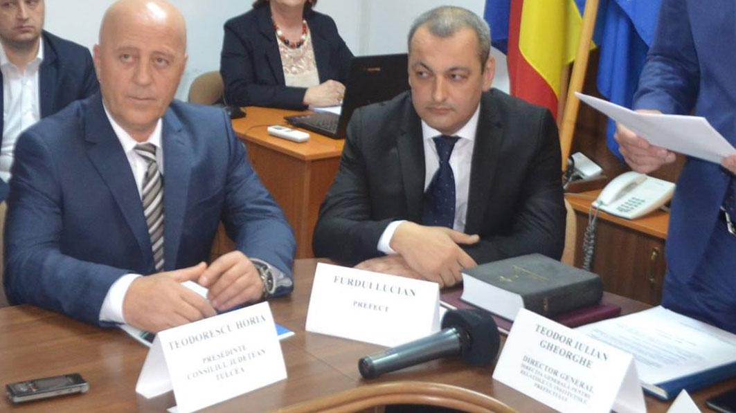 """Preşedintele PSD Tulcea, Horia Teodorescu: """"Lucian Furdui îmi este prieten şi va rămâne un amic"""""""