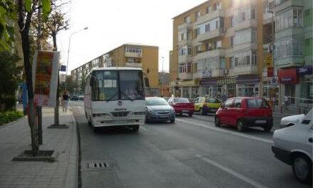 Şofer al Societăţii de Transport Public, cercetat disciplinar pentru nepurtarea măştii la volan