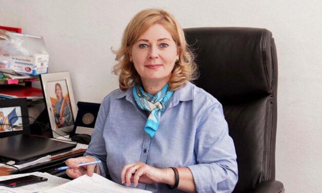 Candidatul PSD la Primăria Tulcea, Andaluzia Luca