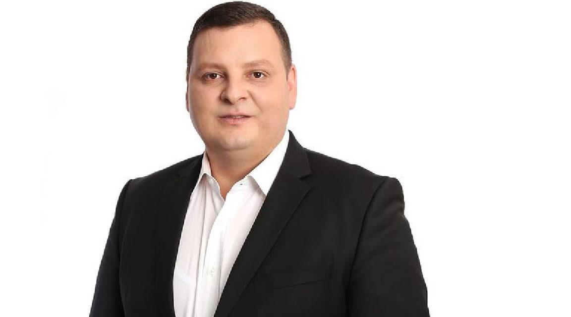 Dragoş Simion, candidatul PER la Primăria Tulcea