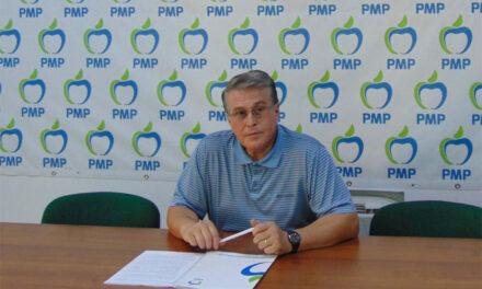 Victor Tarhon, candidatul PMP la preşedinţia Consiliului Judeţean Tulcea