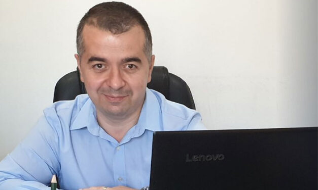 Ştefan Ilie, candidat PNL la Primăria Tulcea