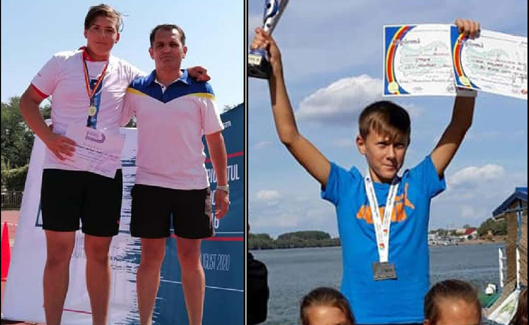 Antonio Axentiev şi Alin Şavlovschi vor participa  la Campionatul Naţional de Atletism