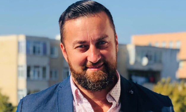 Marius Tudorie, candidatul ALDE la preşedinţia Consiliului Judeţean Tulcea: