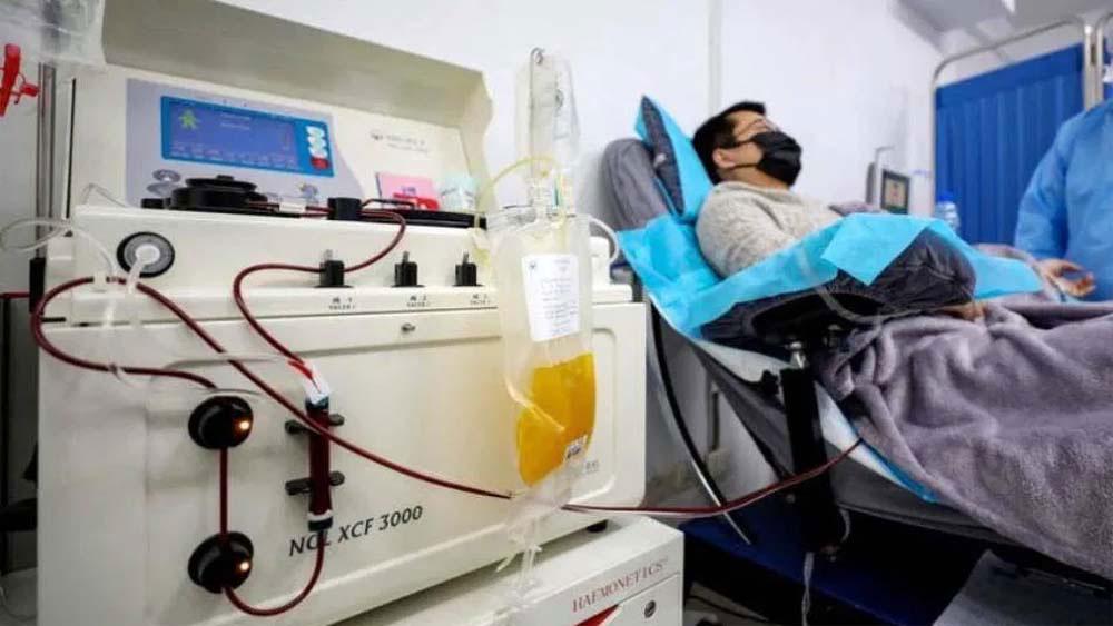 Niciun donator de plasmă convalescentă la Tulcea