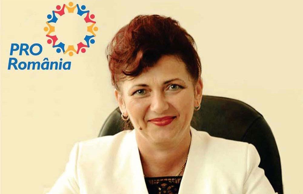 Ştefana Zibileanu, candidatul Pro România la Primăria Tulcea