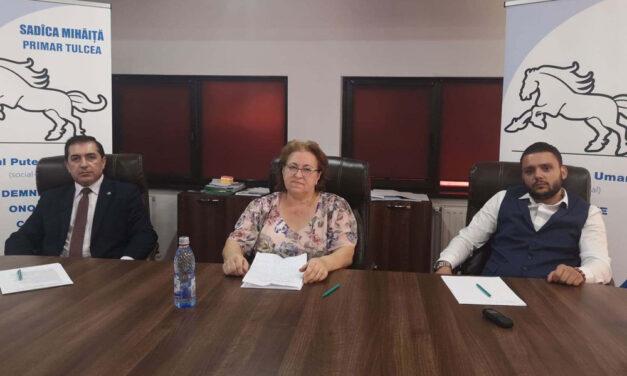 Candidatul PPU la Primăria Tulcea, Mihăiţă Sadîca, lansează telefonul contra abuzurilor autorităţilor