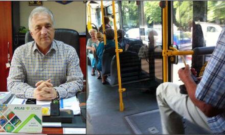 """Primarul Hogea: """"Mai mulţi pensionari  vor beneficia de gratuitate la transportul public"""""""