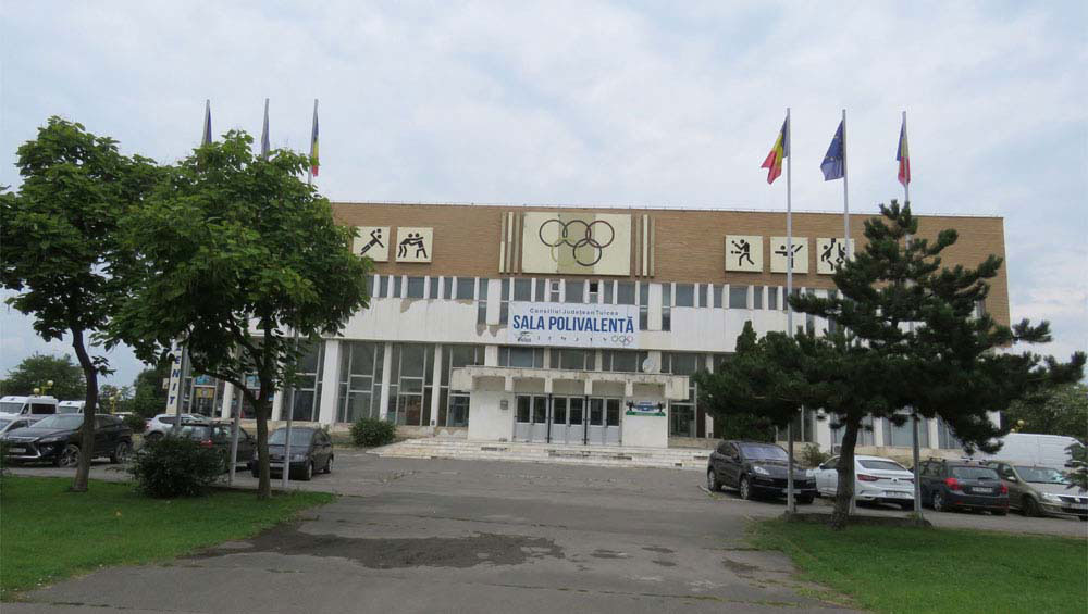 Sala Polivalentă din municipiu, demolată într-o lună