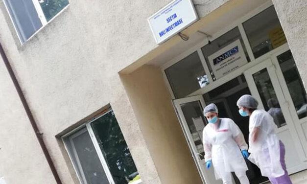 Secţia de Boli Infecţioase a Spitalului Judeţean, aproape la capacitate maximă
