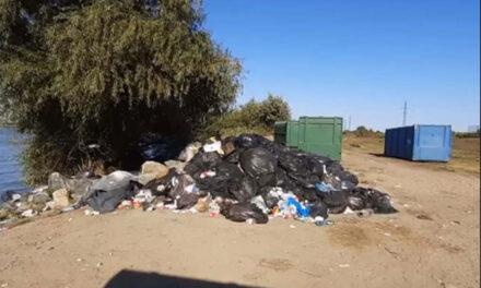 Societăţile de turism din Delta Dunării, controlate  la gunoi