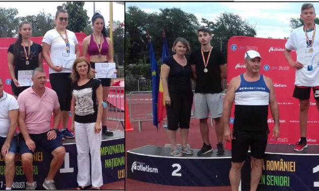 Cristian Panait şi Mădălina Manole, campioni  naţionali