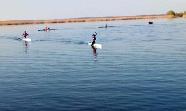 Canotorii de la CSM Danubiu Tulcea se pregătesc de competiţii