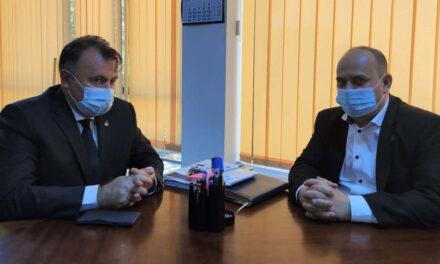 Ministrul Sănătăţii Nelu Tătaru, în vizită inopinată  la Tulcea