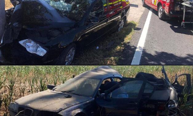 Tragedii pe şoselele din judeţ: două persoane au murit şi patru au fost rănite