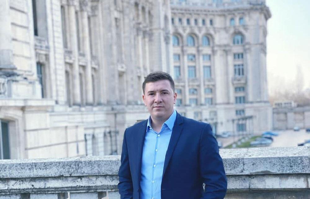 Laurenţiu Mocanu, candidatul Pro România la preşedinţia Consiliului Judeţean Tulcea