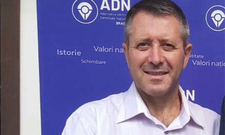 Marian Haralambie, candidatul ADN la preşedinţia Consiliului Judeţean Tulcea