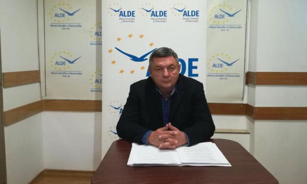 Marius Octavian Popa, candidatul ALDE la Primăria Tulcea