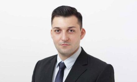 Cristian Porneală, candidatul USR – PLUS la Primăria Tulcea