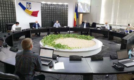Final de mandat cu gânduri bune la Consiliul Judeţean Tulcea