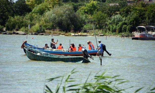 Numărul turiştilor din Deltă a scăzut cu circa 45%