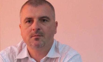 Ovidiu Ghionu, candidatul Partidului Verde la preşedinţia Consiliului Judeţean Tulcea