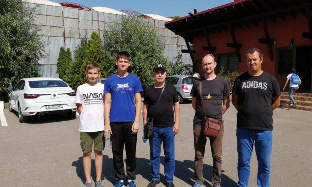 Şahiştii de la ACS Logic Delta, participare la Campionatul Naţional