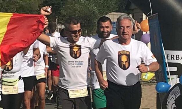 """Spartanii tulceni, locul I la """"Autism 24h Marea Neagră"""""""