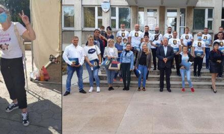 """Spartanii şi organizatorii Târgului caritabil """"Împreună pentru Alessia"""", premiaţi de primarul Hogea"""