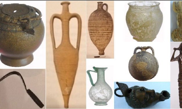 Zece piese arheologice din patrimoniul tulcean, în expoziţie la Cluj
