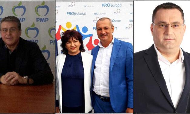 PMP, Pro România şi PER Tulcea şi-au validat listele de candidaţi pentru alegerile parlamentare