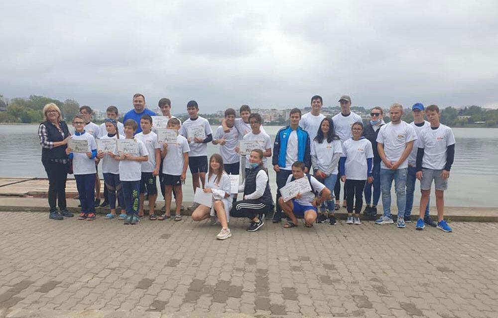 Canotorii de la CSS Tulcea vor participa la Campionatul Naţional Cupa României