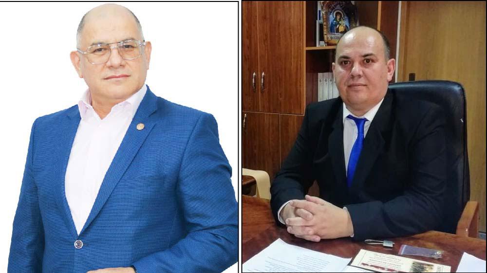 Deputatul George Şişcu şi fostul prefect Cristian Alexandru Iordan deschid listele PNL Tulcea pentru Parlament