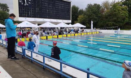 Înotătorii de la Aqua Vita Delta Tulcea, participare la Campionatul Naţional