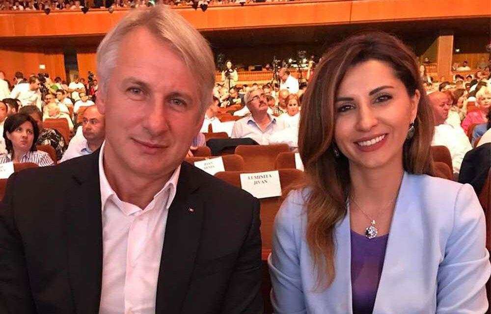 Mirela Furtună şi Eugen Teodorovici deschid lista PSD Tulcea pentru Parlament