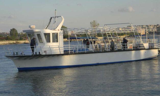 Nava Civitas intră în revizie