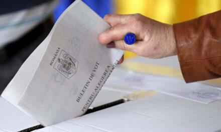 Peste 21.000 de voturi, declarate nule în judeţul Tulcea