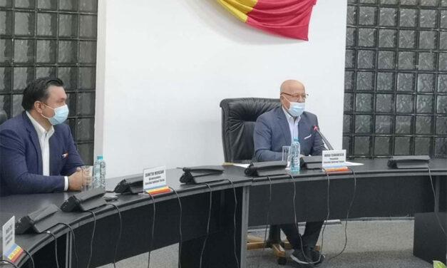 """Preşedintele ales al CJ Tulcea, Horia Teodorescu: """"Sperăm într-o majoritate simplă cu PRO România"""""""